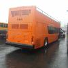 2014 City Sightseeing Bus (Rear Side View). Builder - Garden State Bus Collision, South Amboy NJ